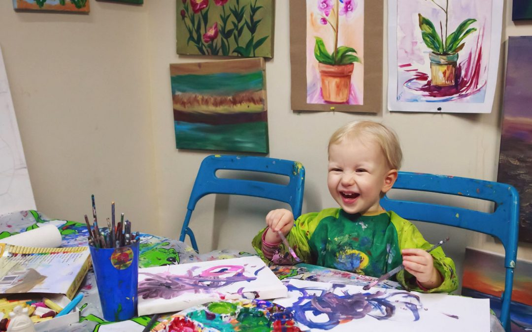6 surprising benefits of art and visual play for children