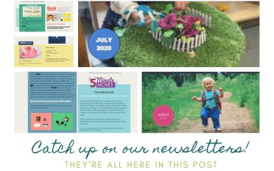 Our latest newsletters