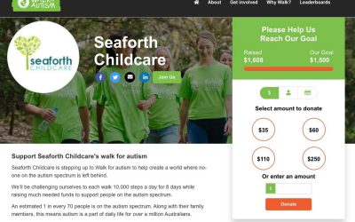 walk for autism seaforth fundraising page